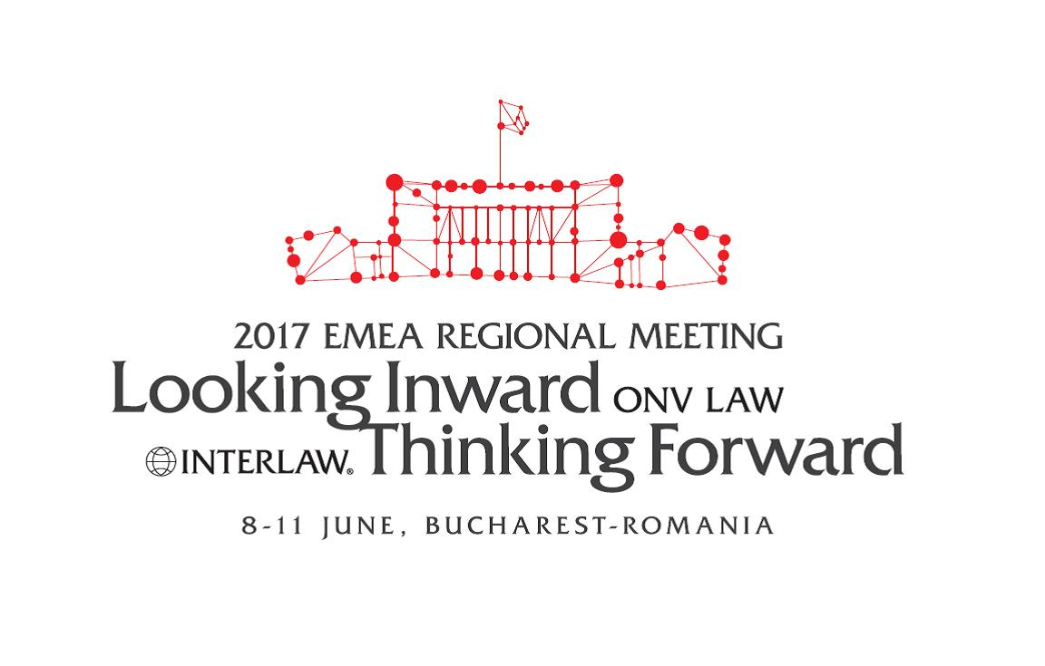 Interlaw 2017 EMEA Regional Meeting Bucharest logo
