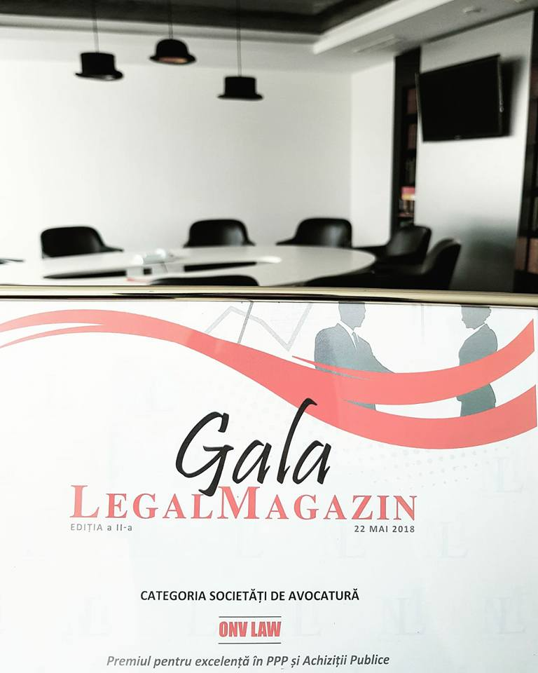 Gala Legal Magazin 2018