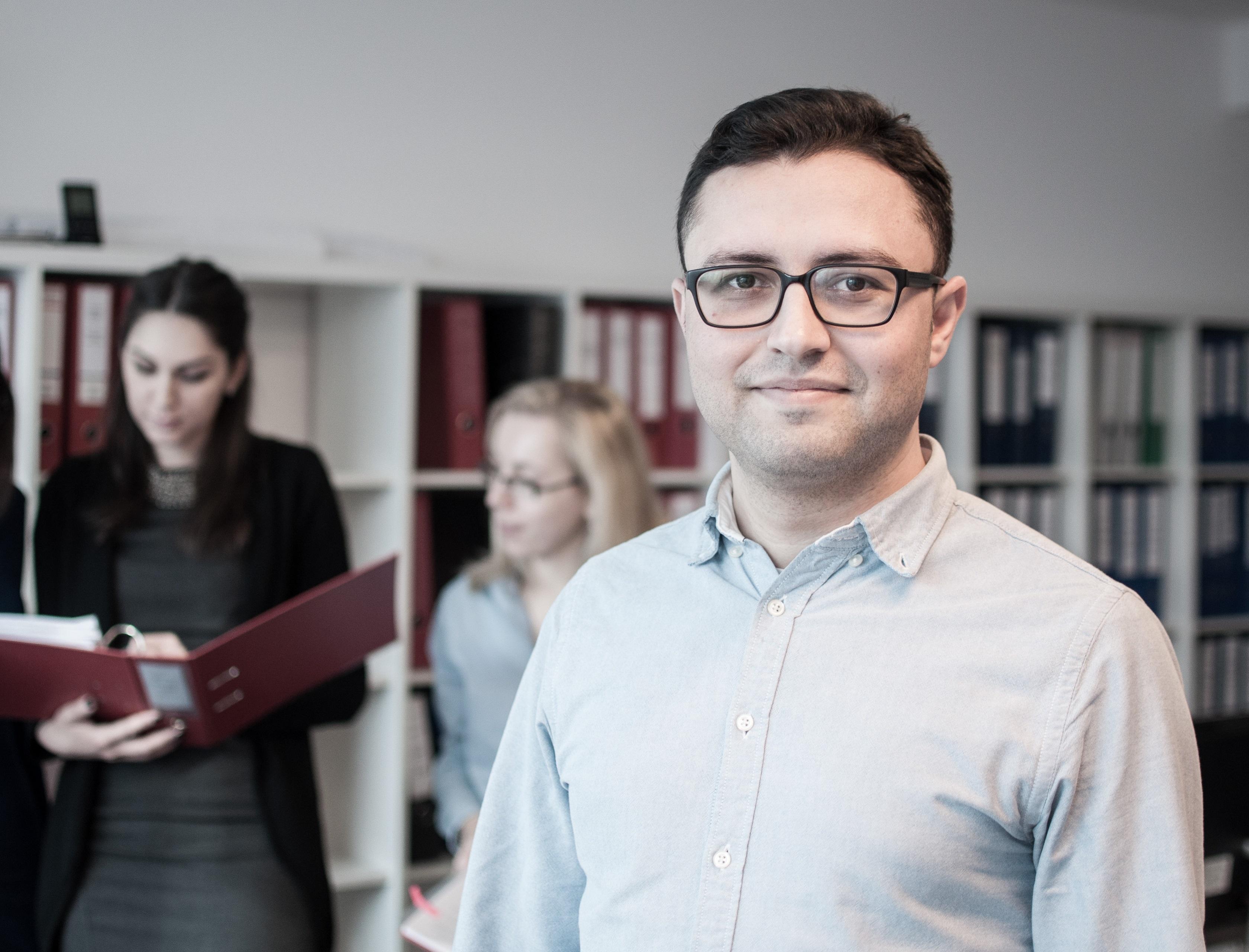 Valentin Calciu - Public Procurement & FIDIC Lawyer - ONV LAW