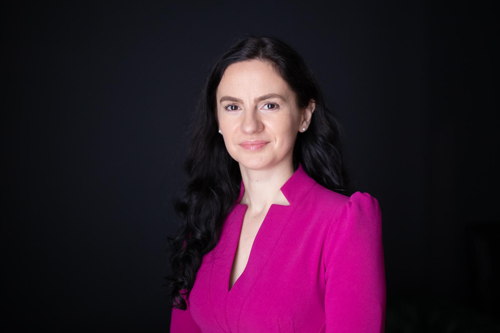 Ada Pascu, Senior Associate, ONV LAW